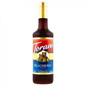 torani syrup dâu đen 750ml
