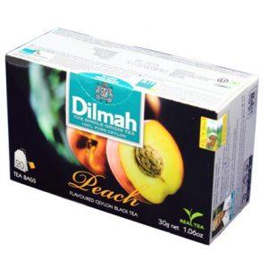 Trà Dilmah Đào