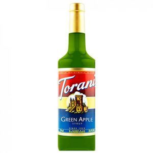 Torani Green Apple – 750ml