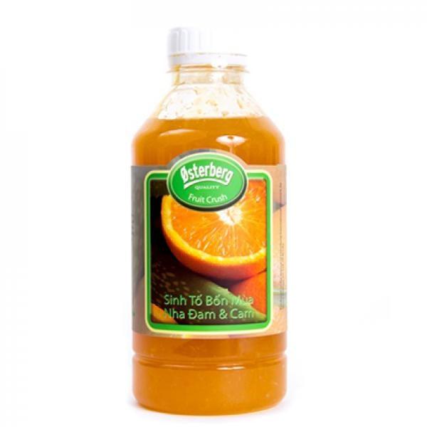 Østerberg Aloe Vera & Orange Crush