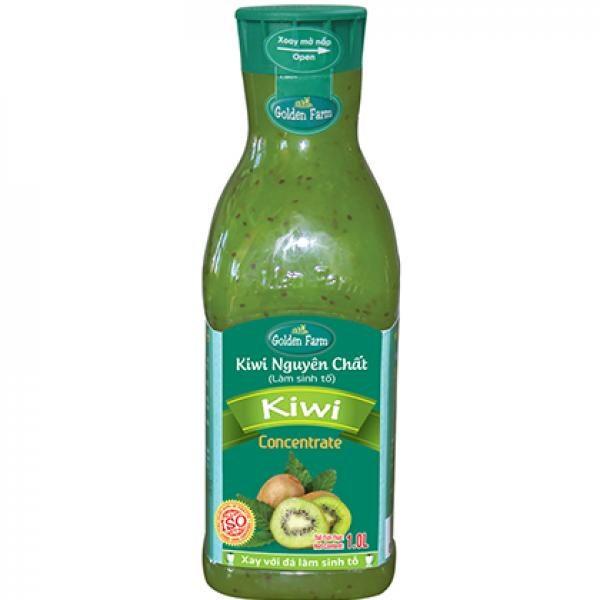 Sinh tố kiwi golden farm 1 lít