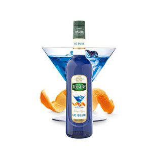 Syrup Teisseire Blue Curacao 70cl