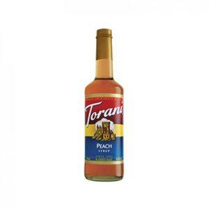 syrup torani đào