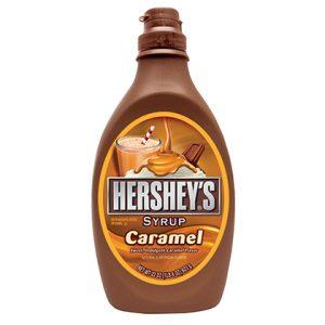 hershey caramel