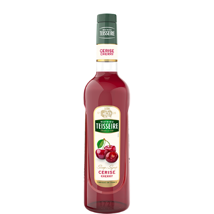 Syrup Teisseire Cherry 70cl