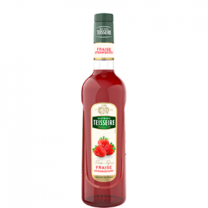 Syrup Teisseire Dâu (Strawberry) 70cl