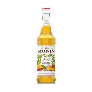 Syrup Monin xoài cay (Spicy Mango) - 70cl