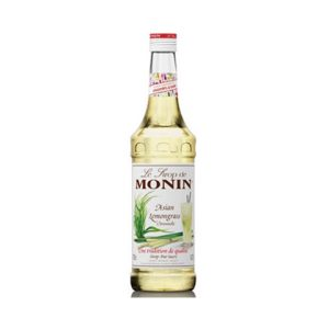 Syrup Monin Sả (Lemongrass) – 70cl