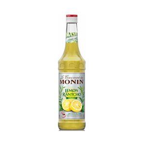 Syrup Monin Chanh Nguyên Chất (Lemon Rantcho) – 70cl