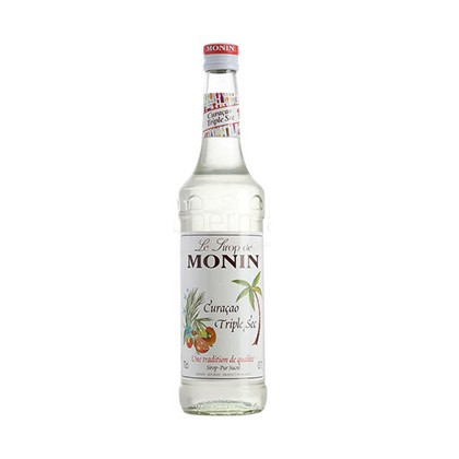 Syrup Monin Curacao Trắng – 70cl