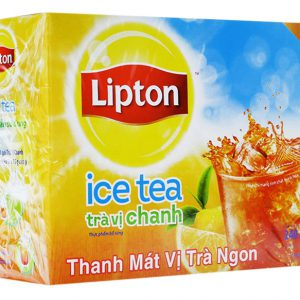 Lipton hoa tan