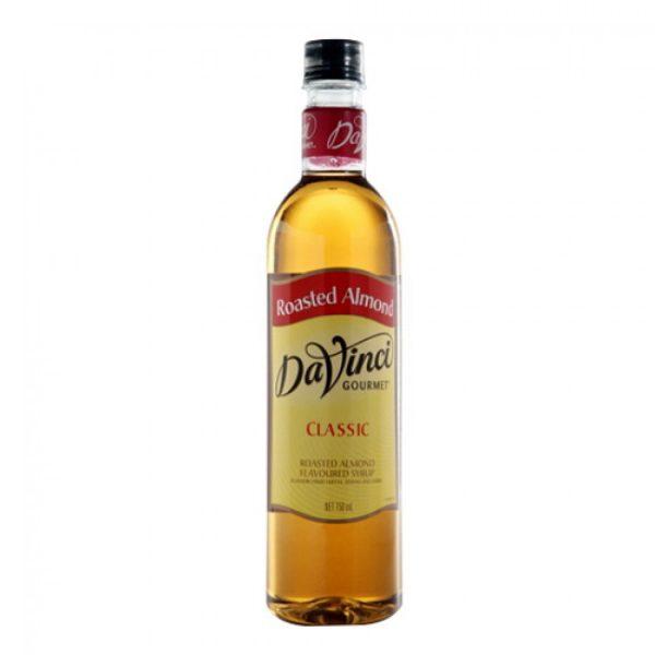 Syrup DaVinci Quả Hạnh Nướng (Roasted Almond