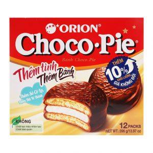Bánh Choco-Pie Orion hộp 396g
