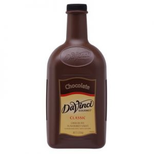 Sauce Davinci Chocolate