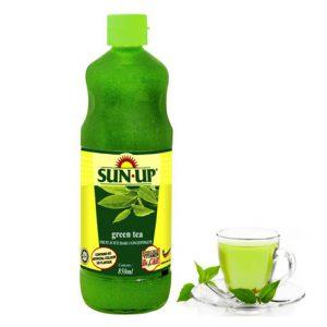 Nước ép Sun Up Trà Xanh (Green Apple) - 850ml