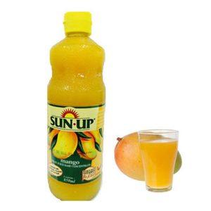Sun Up Mango