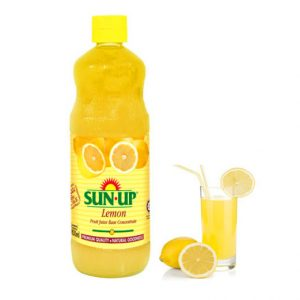 Syrup Sun-Up Chanh Vàng (Lemon Fruit) - 850ml