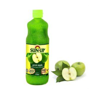 Nước ép Sun Up Táo Xanh (Green Apple) - 850ml