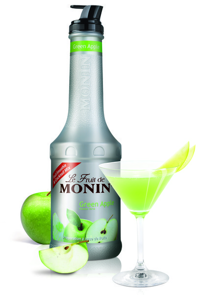 Puree Monin Green Apple
