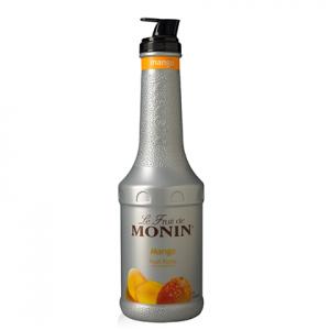 Puree Monin Mango (Xoài) – chai 1L