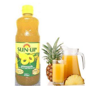 Nước ép Sun-Up Dứa - 850ml