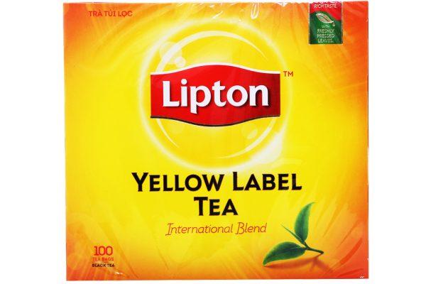 Trà Lipton 100 gói