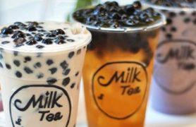Cách Pha Trà Sữa Với Bột Béo