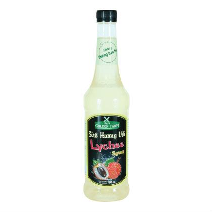 Syrup Vải Mama Rosa 700ml