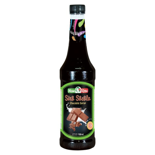 Syrup Chocolate Mama Rosa 700ml