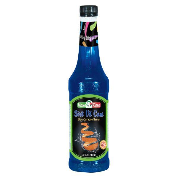 Syrup Bluecuracao Mama Rosa 700ml
