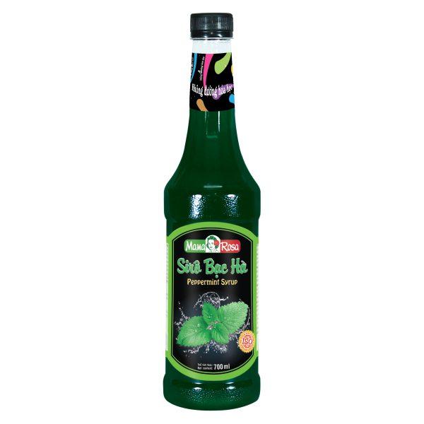 Syrup Bạc Hà Mama Rosa 700ml