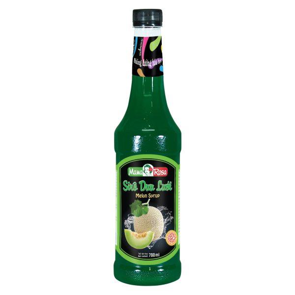 Syrup Dưa Lưới Mama Rosa 700ml