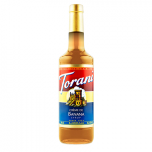 Syrup Torani Barana (Chuối) – 750ml
