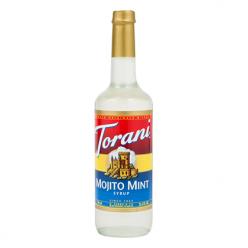 Syrup Torani Mojito Mint 750ml