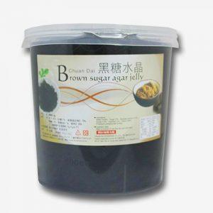 Thạch Agar Caramel