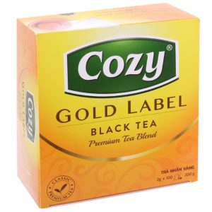 Cozy Gold Label
