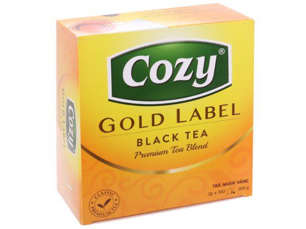 Cozy Gold Label