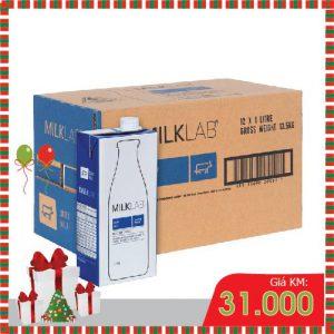 sữa tươi milklab