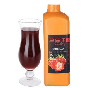 Syrup Dâu Boduo 2 Lít