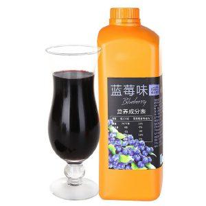 Syrup Việt Quất Boduo 2 Lít