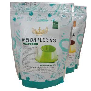 Bột Pudding Dưa Lưới