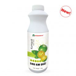 Syrup Kim quất Wonderful 1kg3