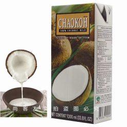 Nước Cốt Dừa Chaokoh