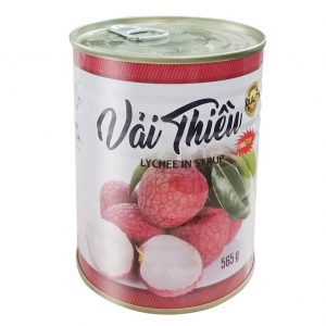 Vải Thiều Trắng Foodclub 565g