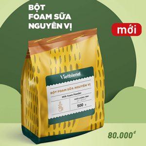 Bột Foam Nguyên Vị Vietblend 500Gr