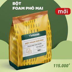 Bột Foam Phô Mai Vietblend 500Gr